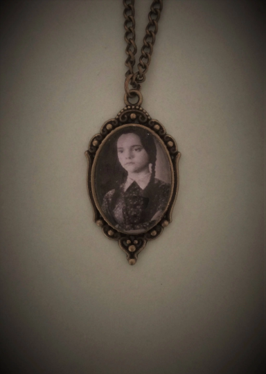 Wednesday Addams Necklace