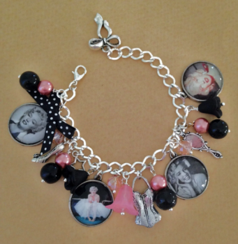 Vintage Marilyn Bracelet