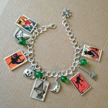 Vintage Witch / Halloween Bracelet