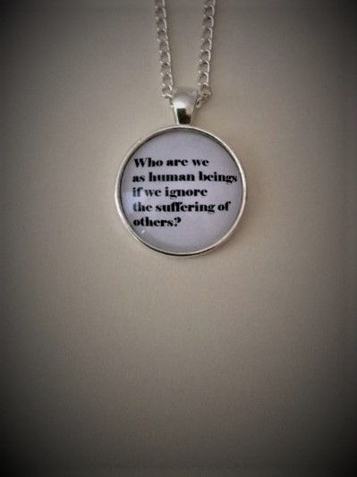 In Support of The People's Kitchen Newcastle - Necklace