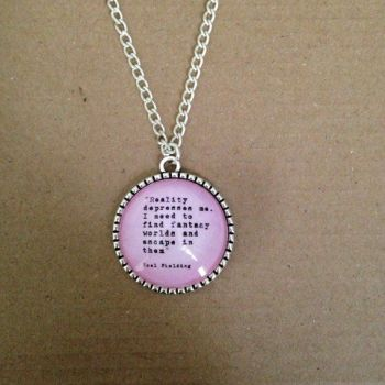 Reality Depresses Me - Noel Fielding - Necklace