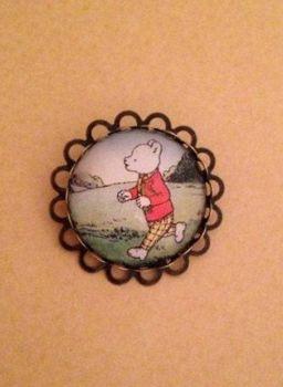Rupert the Bear Brooch