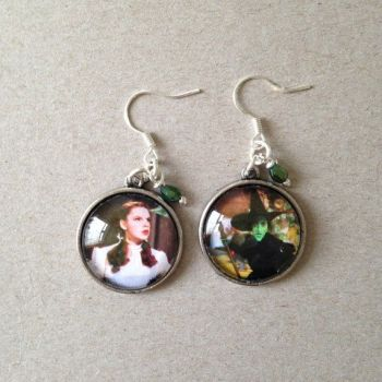 HALLOWEEN !!!   Wizard of Oz Earrings