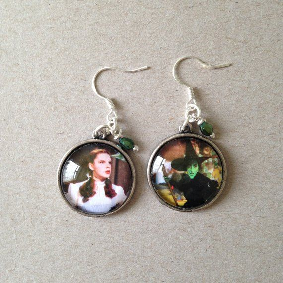 Wizard of Oz Earrings