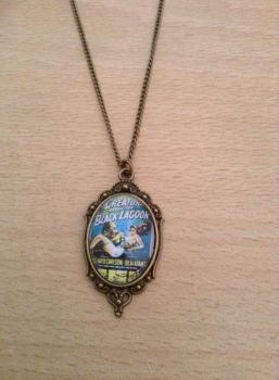 Creature from the Black Lagoon Necklace
