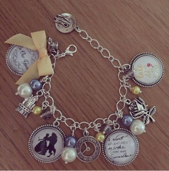 Beauty and the Beast Bracelet
