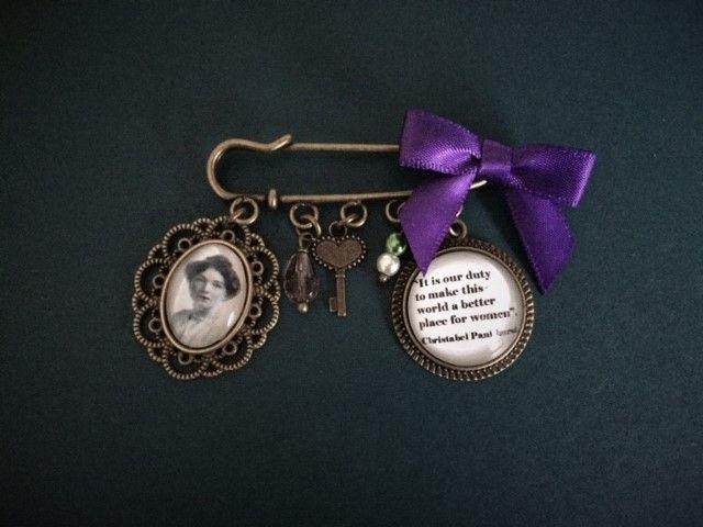Christabel Pankhurst -