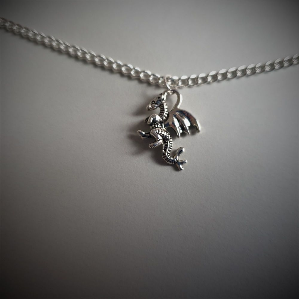 Dragon Choker Necklace