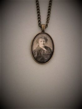 Edith New Suffragette Necklace (FREE SHIPPING WORLDWIDE!)