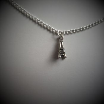 Eiffel Tower Paris Anklet