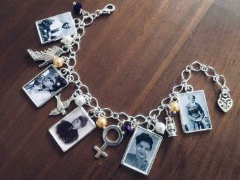 Great Women from US History Bracelet