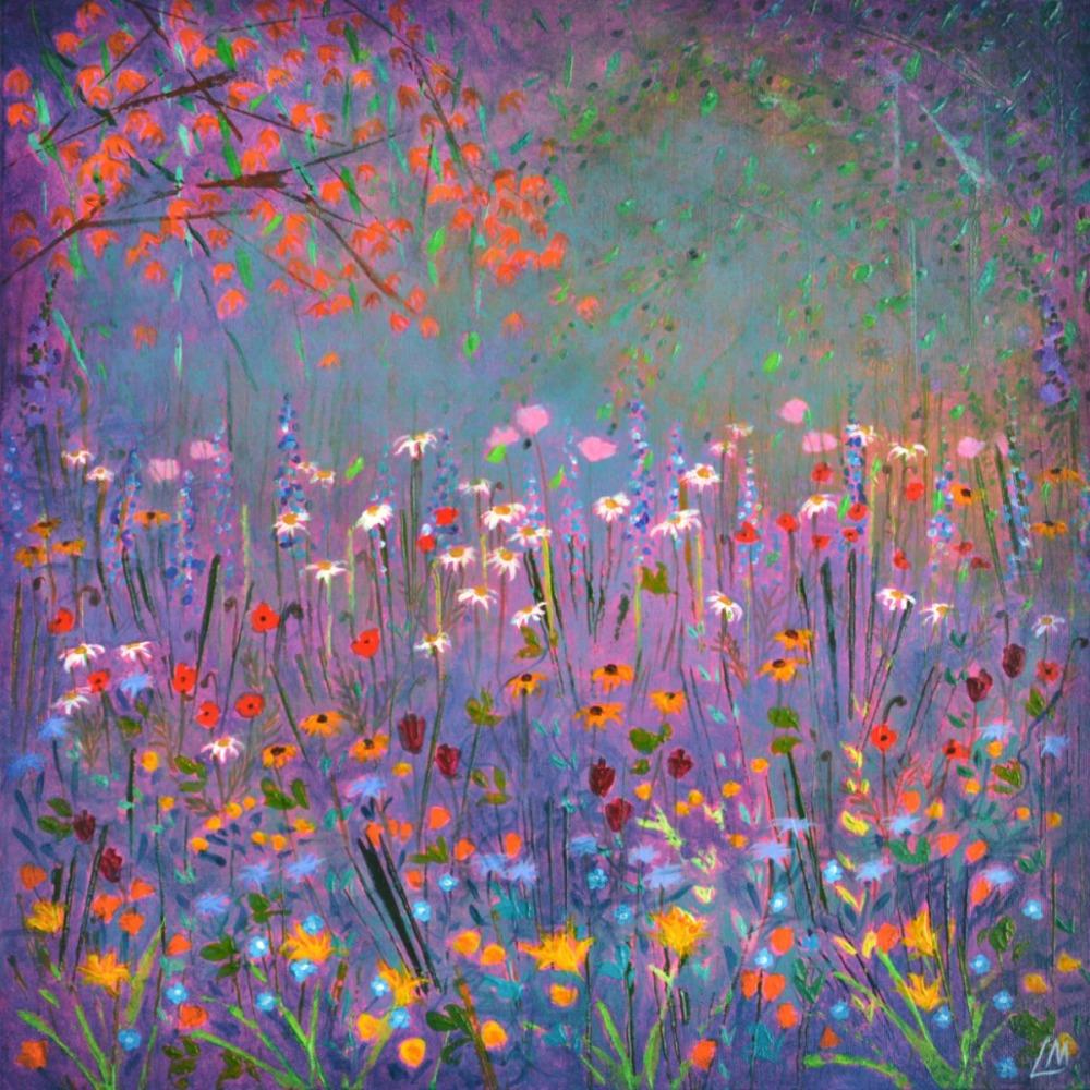 Wild Garden 1 print