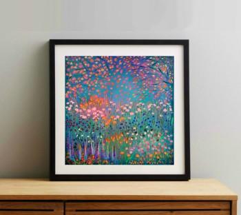 Wild Garden 3 Print