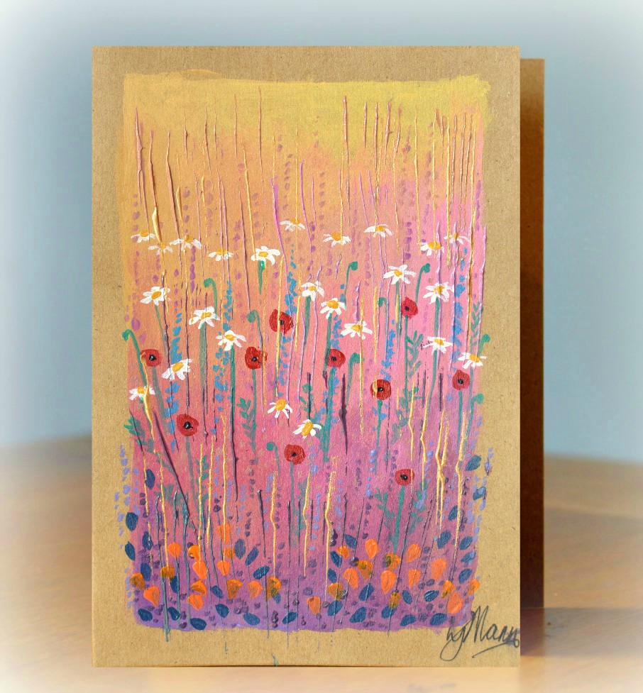 Gift of Art - Warm Meadow