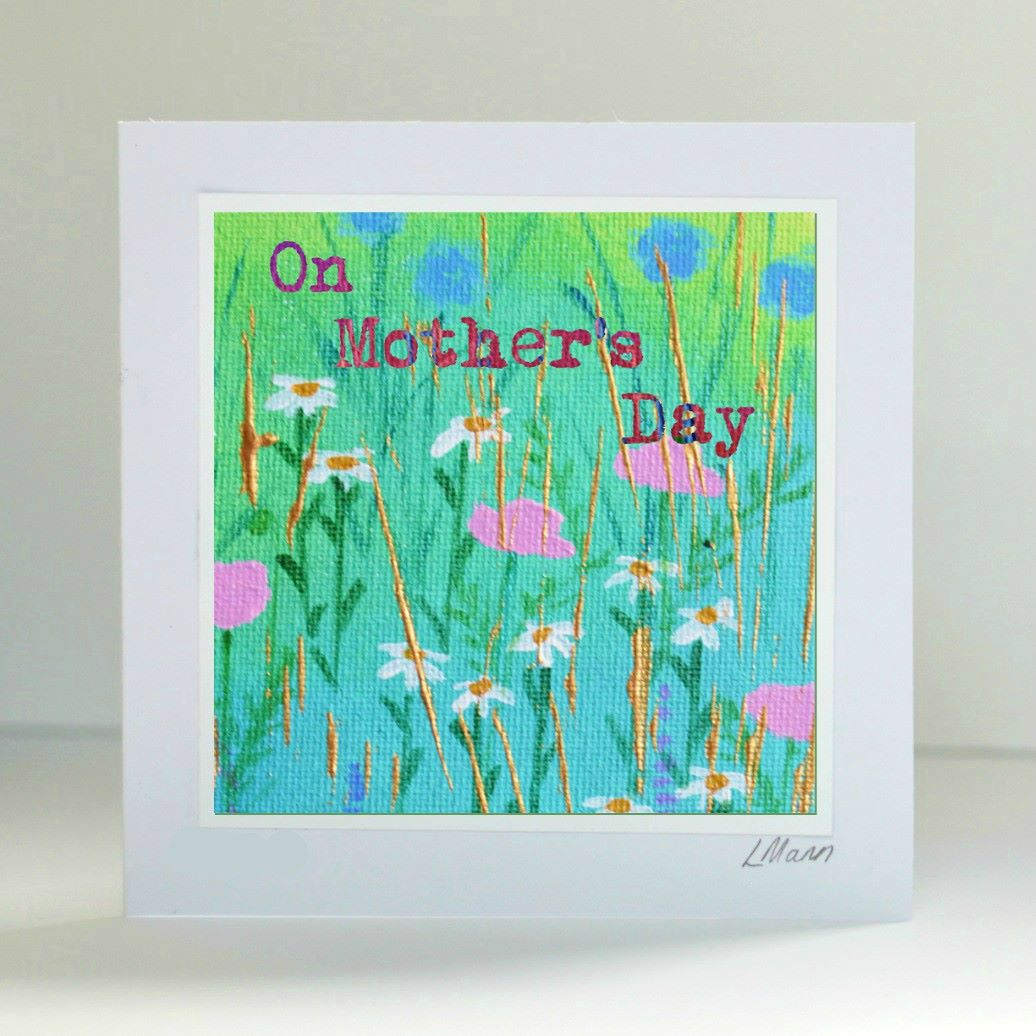 On Mother's Day Card