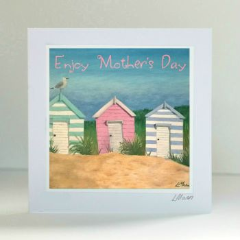 Enjoy Mother's Day Card