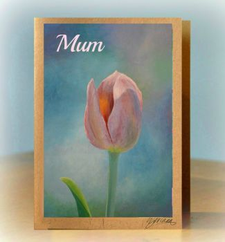 Tulip Mother's Day Card