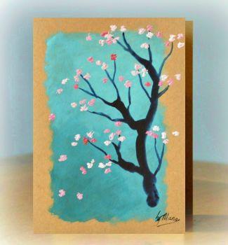 Blossom with Jade