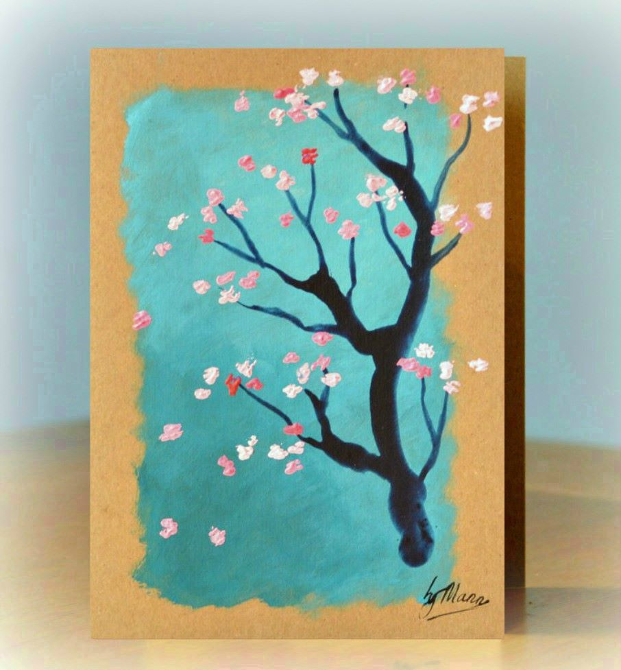 Gift of Art - Blossom with Jade