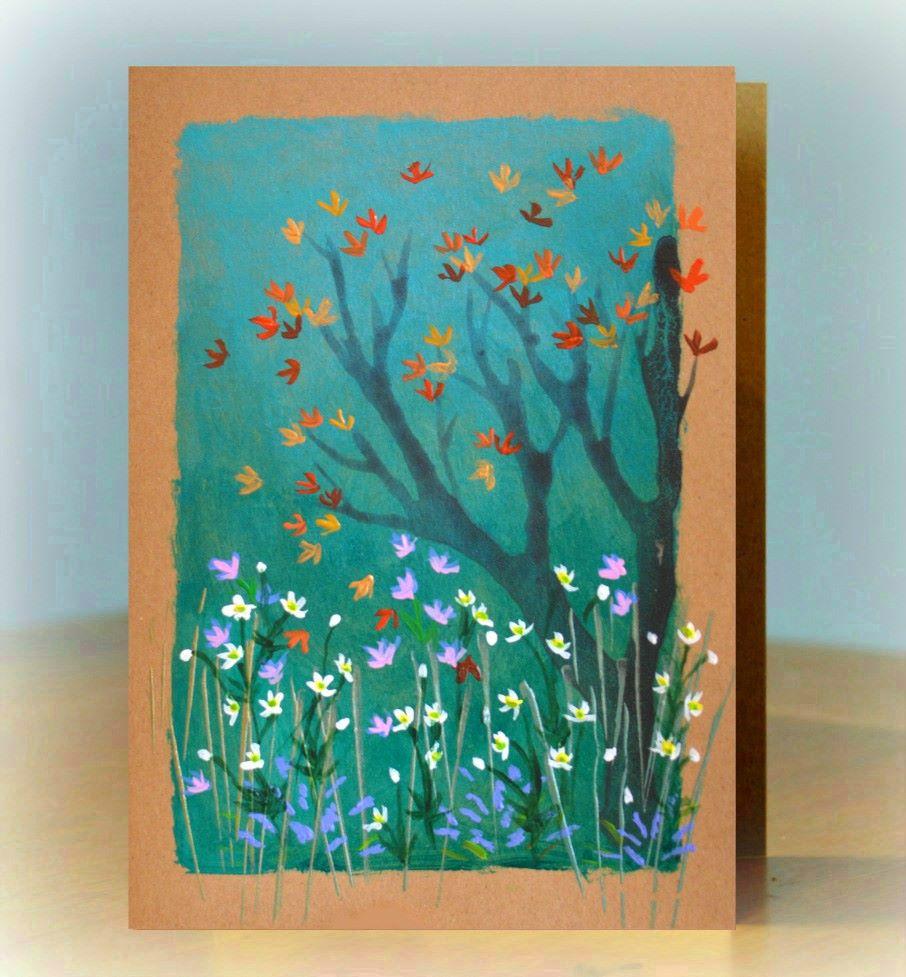 Gift of Art - Anemones