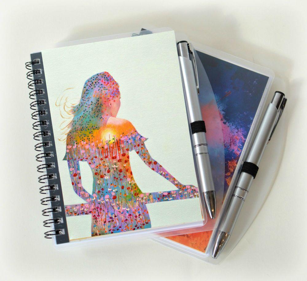 Sunshine Girl Notebook