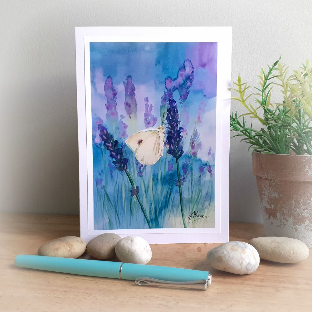 New Wildlife Watercolour Card Range
