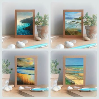 Special Offer - Four Landscape Cards for £8
