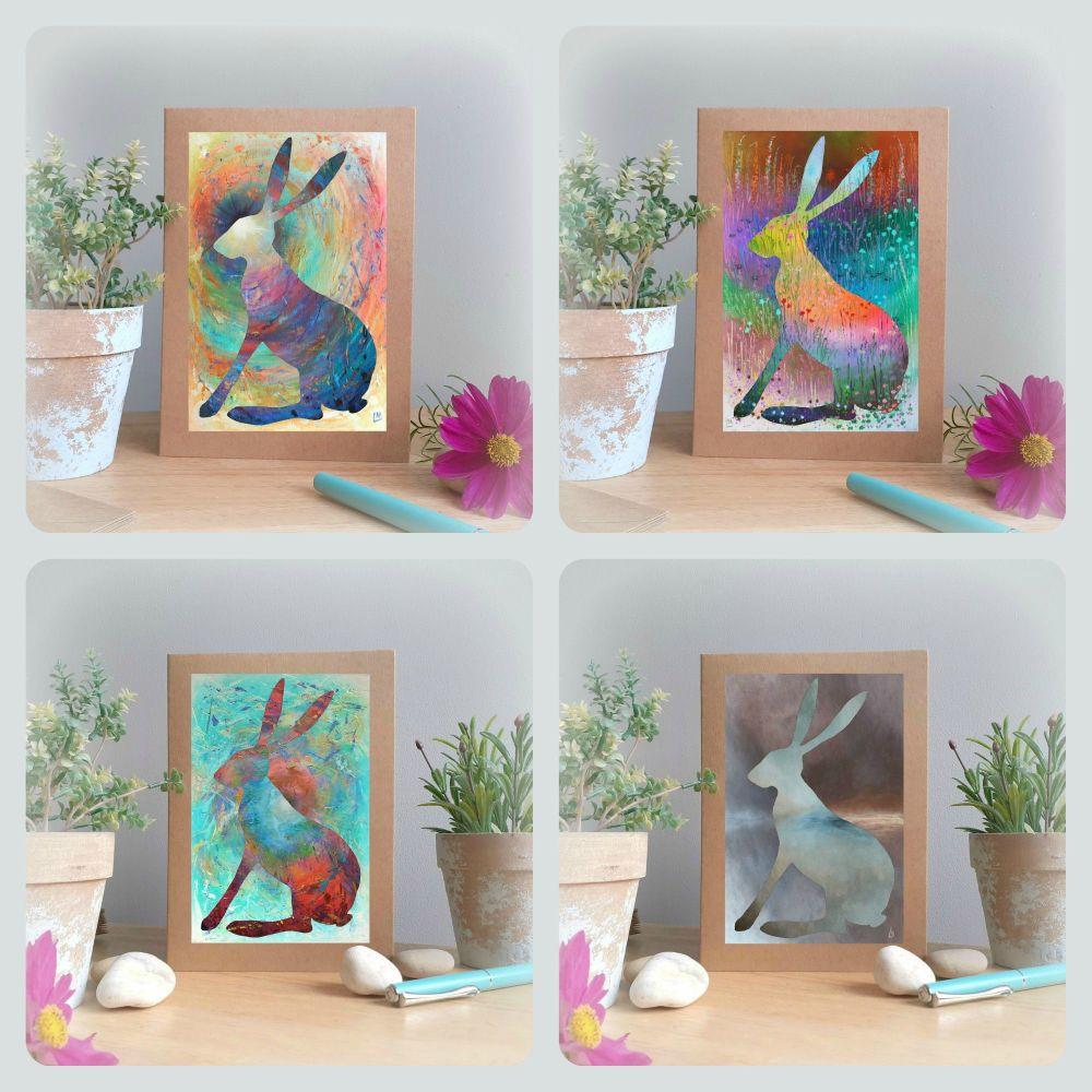 Hares set