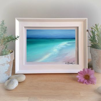 Smooth Sea Framed Gift Print