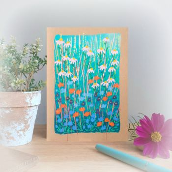 Marigolds (painted to order)
