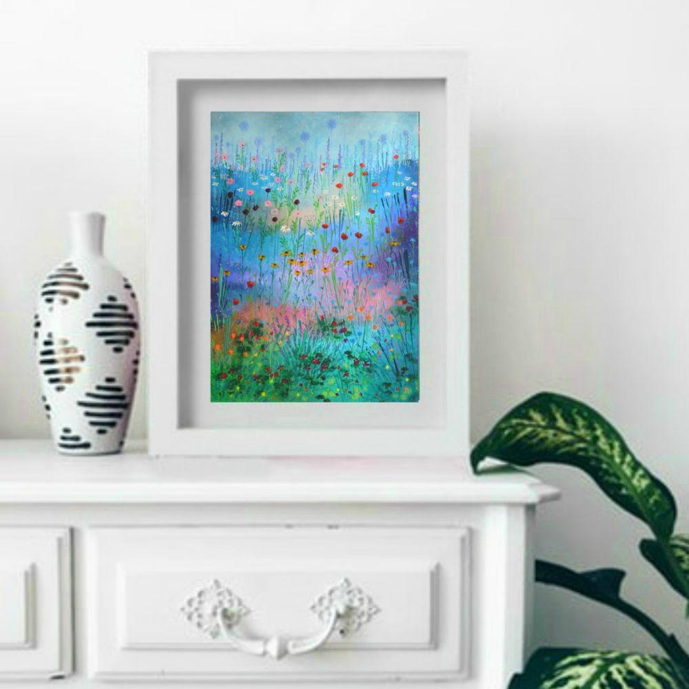 Floral and Landscape Prints