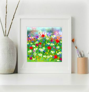 Tranquil Meadow Print