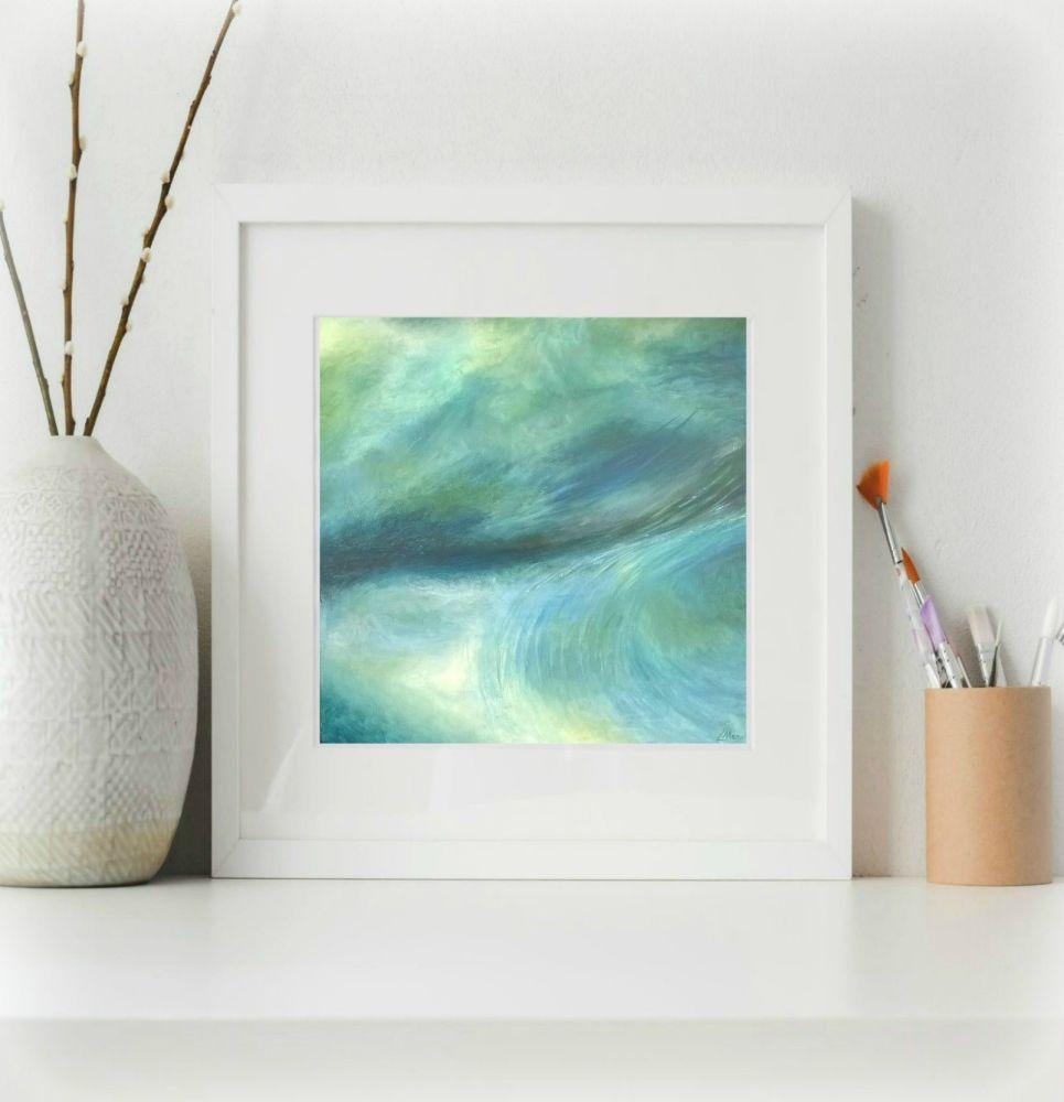 Stormwave Print
