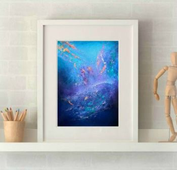 Deep Waters Print