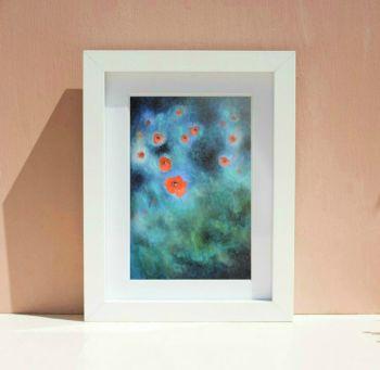 Dream Poppies Print