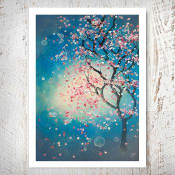 Blossom 2 Print