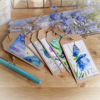 Butterfly Themed Gift Labels