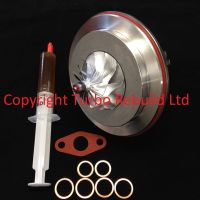 Vauxhall Corsa Meriva 1.6 VXR CHRA Turbo Cartridge HYBRID Billet 11 Blade 5303-970-0110 K03-0110 Turbocharger