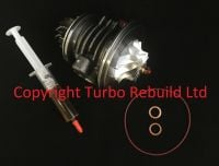 Uprated Billet HYBRID Turbo CHRA Core 465171 465175 Land Rover Defender Discovery 200TDi Turbocharger Cartridge