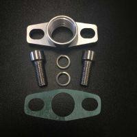 "Turbocharger Oil Drain Return Flange Gasket GT3071R GT3076R GT3082R GT35 Garrett Turbo 1/2"""