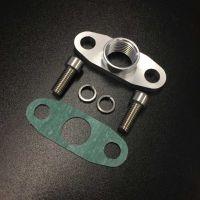 "Turbocharger Oil Drain Return Flange Gasket GT40 GT45 GTX Garrett Turbo Ball Bearing 1/2"""