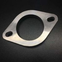 Stainless Steel 2 Bolt Universal Exhaust Decat Downpipe Flange VARIOUS SIZES
