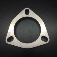 Stainless Steel 3 Bolt Universal Exhaust Decat Downpipe Flange VARIOUS SIZES