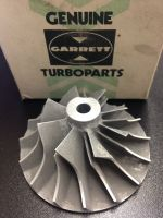 Genuine Garrett 409179-0028 Turbo Compressor Wheel T04B 39 Trim
