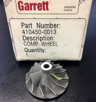 Genuine Garrett 410450-0013 Turbo Compressor Wheel T2 Turbocharger