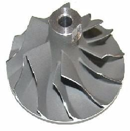 Renault 2 0L TD04-14T Turbocharger NEW replacement Turbo Compressor Wheel  Impeller 49377-06204/214/ 49377-07313/343