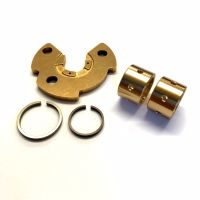 Turbo Repair Rebuild Service Repair Kit fits Garrett T2 T25 T28 Turbocharger bearings and seals *WIDE JOURNAL BEARING*