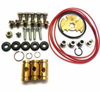 UPRATED Universal Turbo Repair Rebuild Service Repair Kit fits Garrett GT15-25 Turbocharger bearings and seals