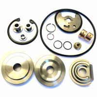 Turbo Repair Rebuild Service Repair Kit fits TD05 TD06 Mitsubishi Turbocharger bearings and seals *Flat Back*