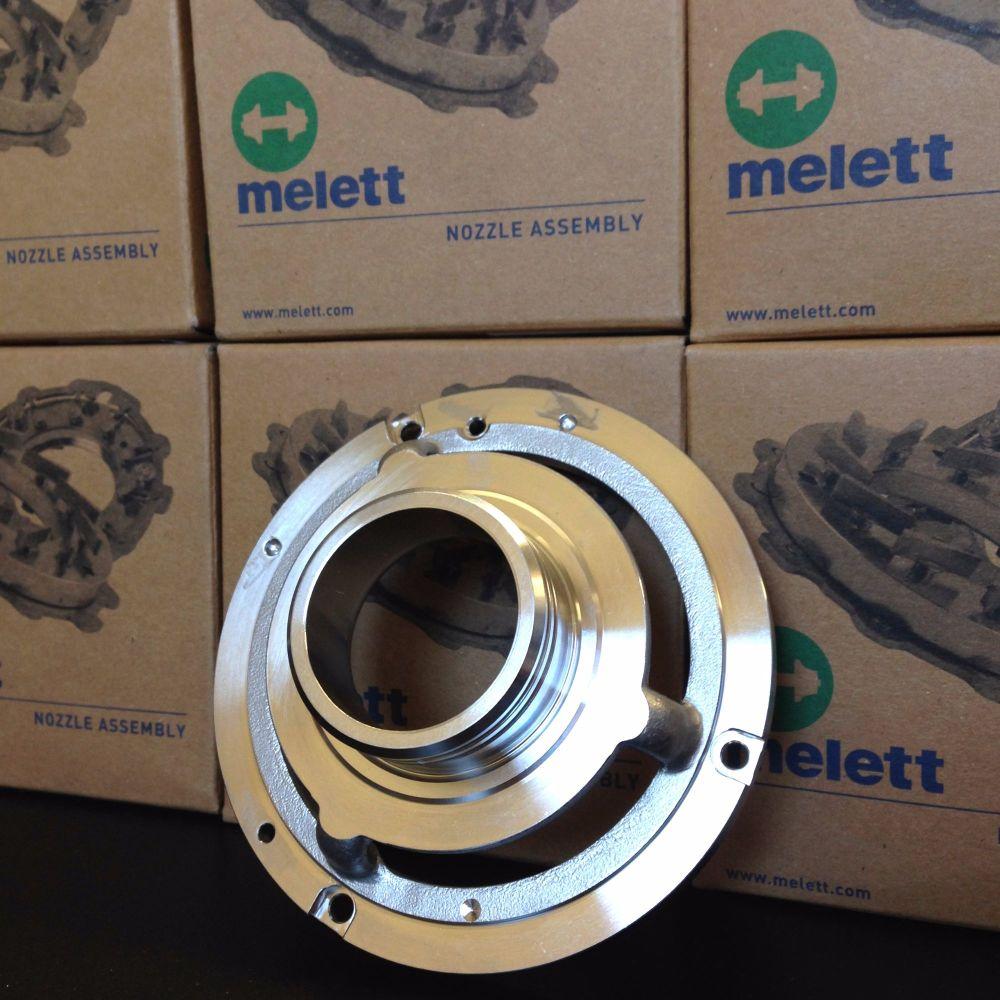 Genuine OE Quality Melett Nozzle Ring Cage Mercedes Benz VW Renault Audi BM